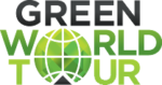 Green World Tour Logo