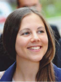 Patricia Ochs, Absolventin Wirtschaftsrecht