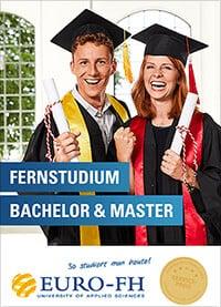 Fernstudium an der Euro-FH: Bachelor, Master und MBA